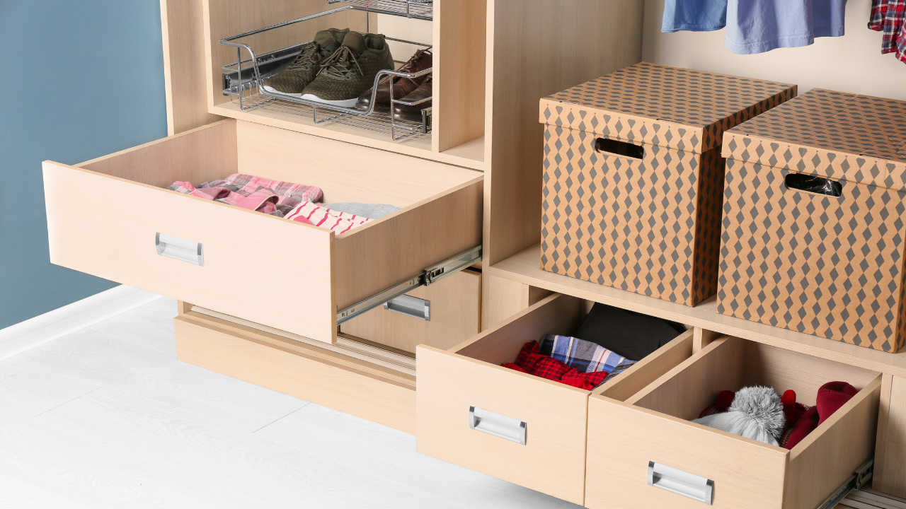 How To Squeeze In Organizing When There's No Time