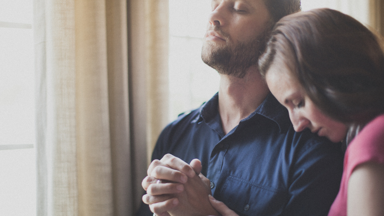 How to Build a Closer Marriage by Praying for Your Kids