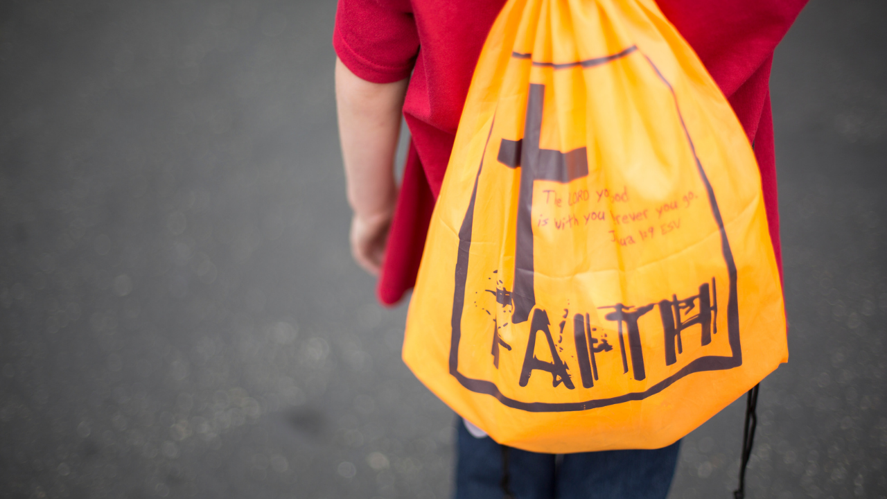 One Simple Way to Send the Gospel with Your Children