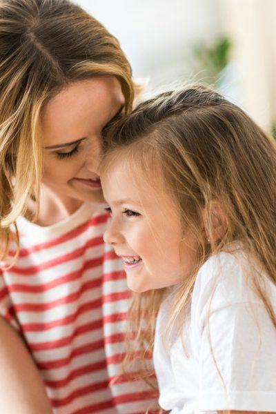 The Secret to Fulfillment in Motherhood