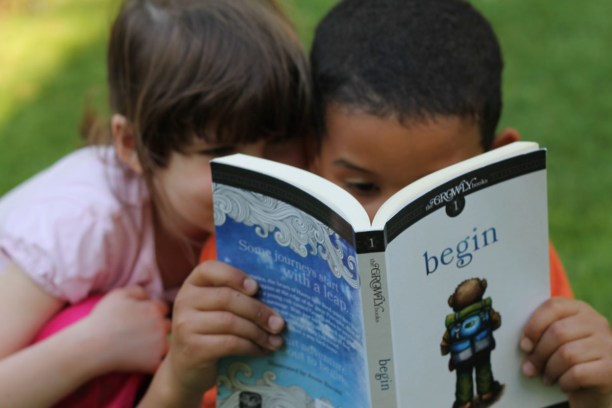 How to Find a Charming Book Series for Your Children