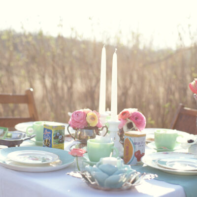 4 Simple Steps To Hosting the Perfect Tea Party