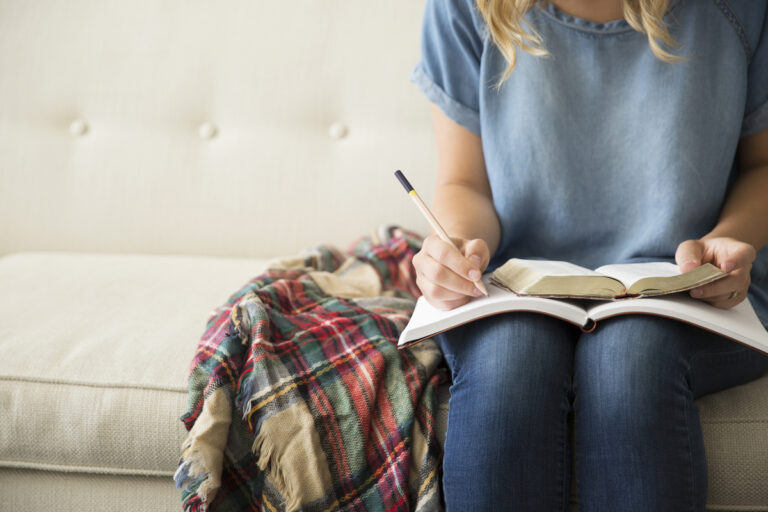 How to Have a Quiet Time When You Have No Time