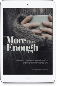 More Than Enough by Kara S. Anderson